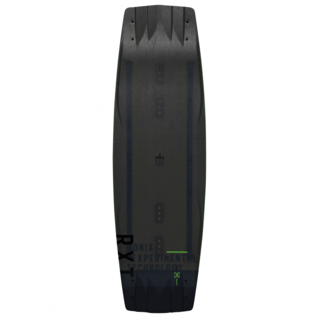 Ronix RXT wakeboard bottom board view