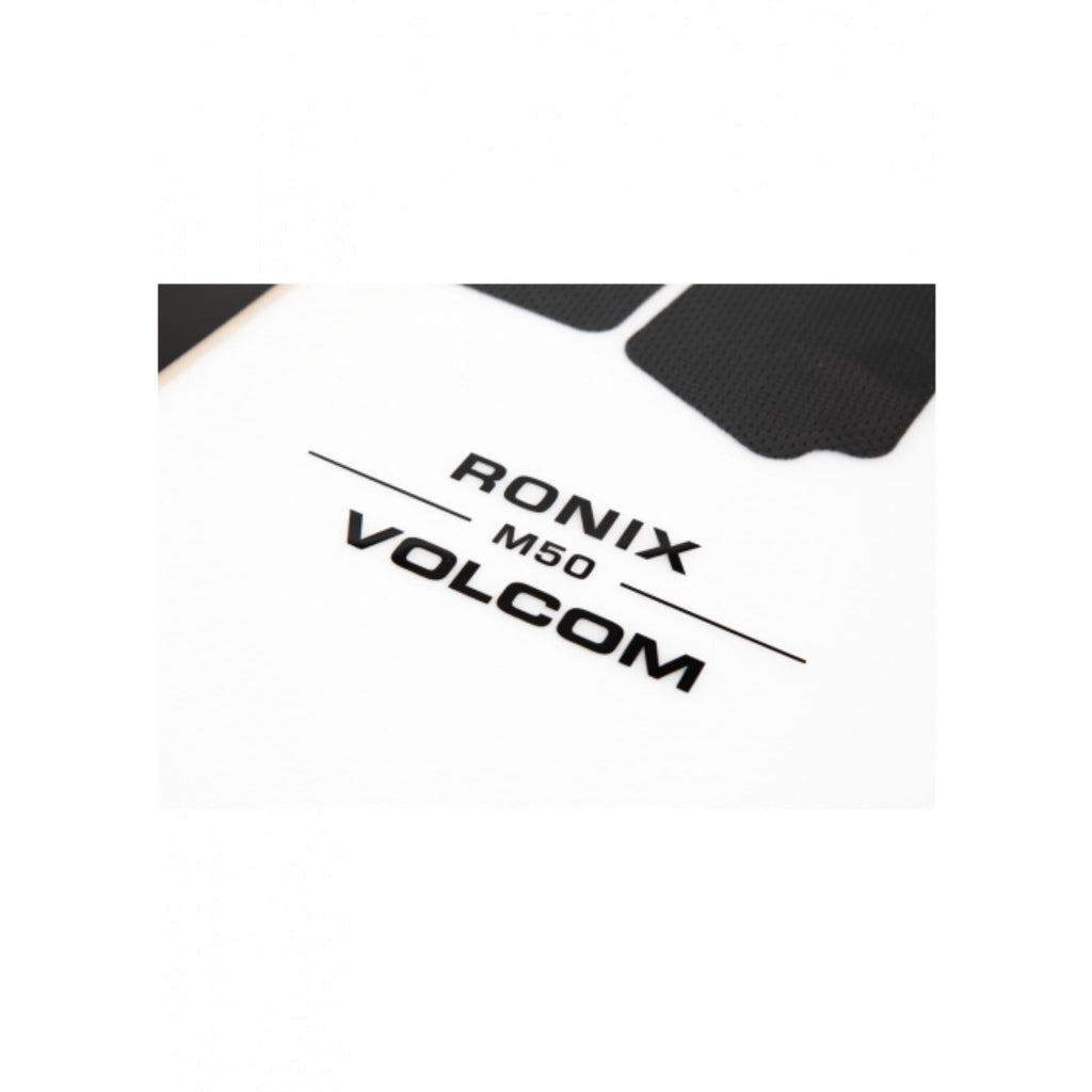Ronix Volcom M50 badge