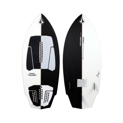 Image of Ronix Volcom M50 front and back view