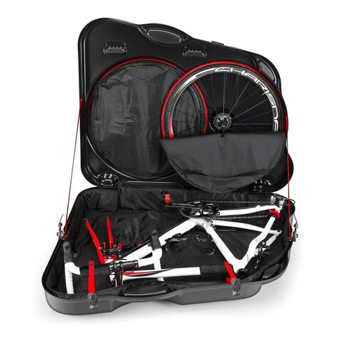 Scicon AeroTech Evolution X Bicycle Travel Case open view