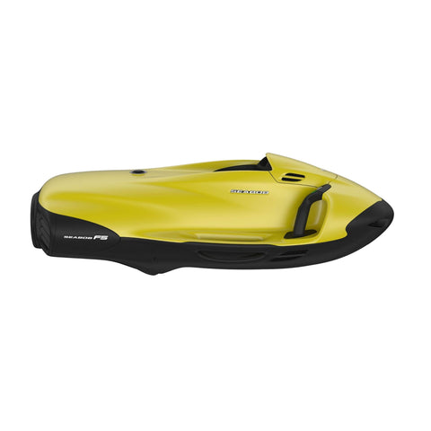 Seabob F5 Underwater Scooter yellow