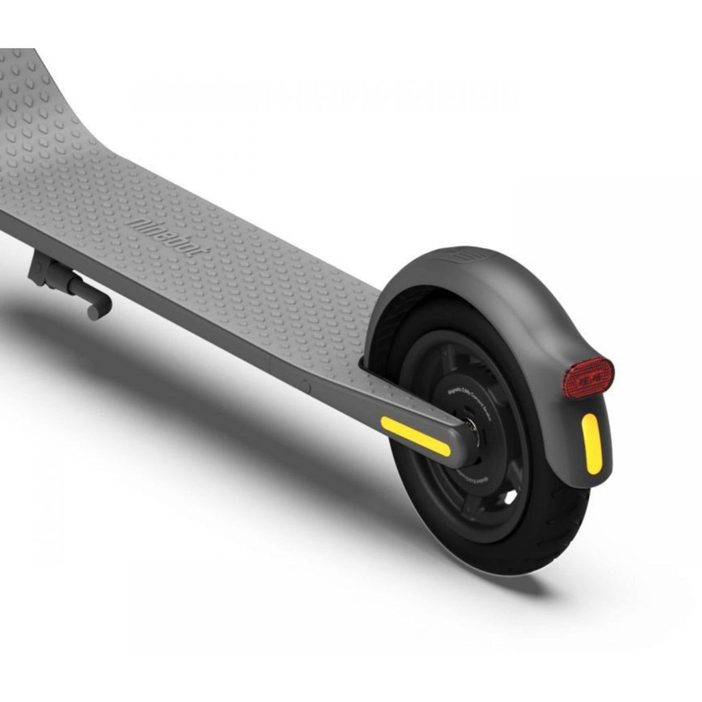 Segway Ninebot E45 Electric Scooter rear wheel