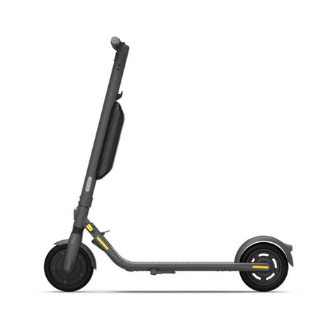 Image of Segway Ninebot E45 Electric Scooter side angle