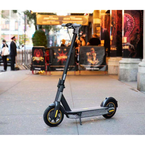 Image of Segway Ninebot Max Electric Scooter on street