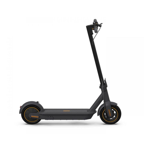 Segway Ninebot Max Electric Scooter side angle