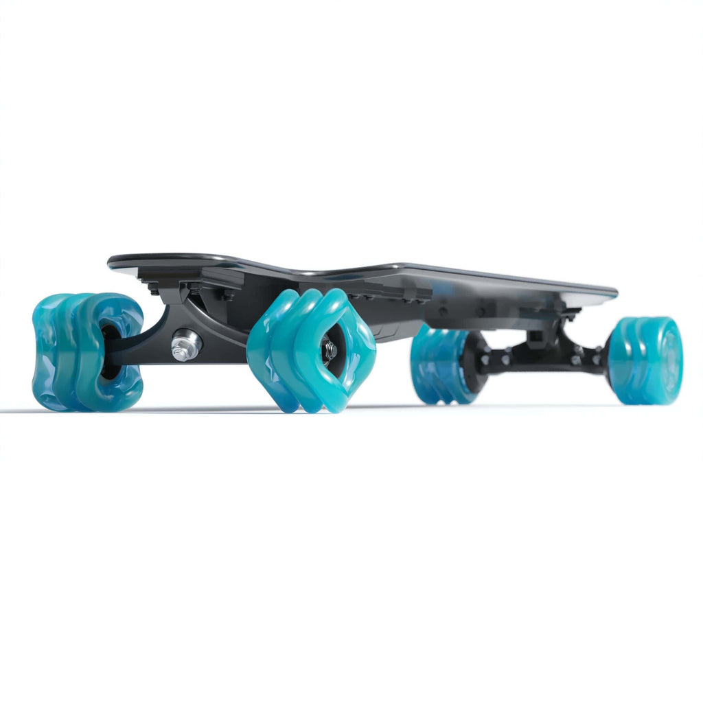 Shark Wheel Thin Electric Skateboard