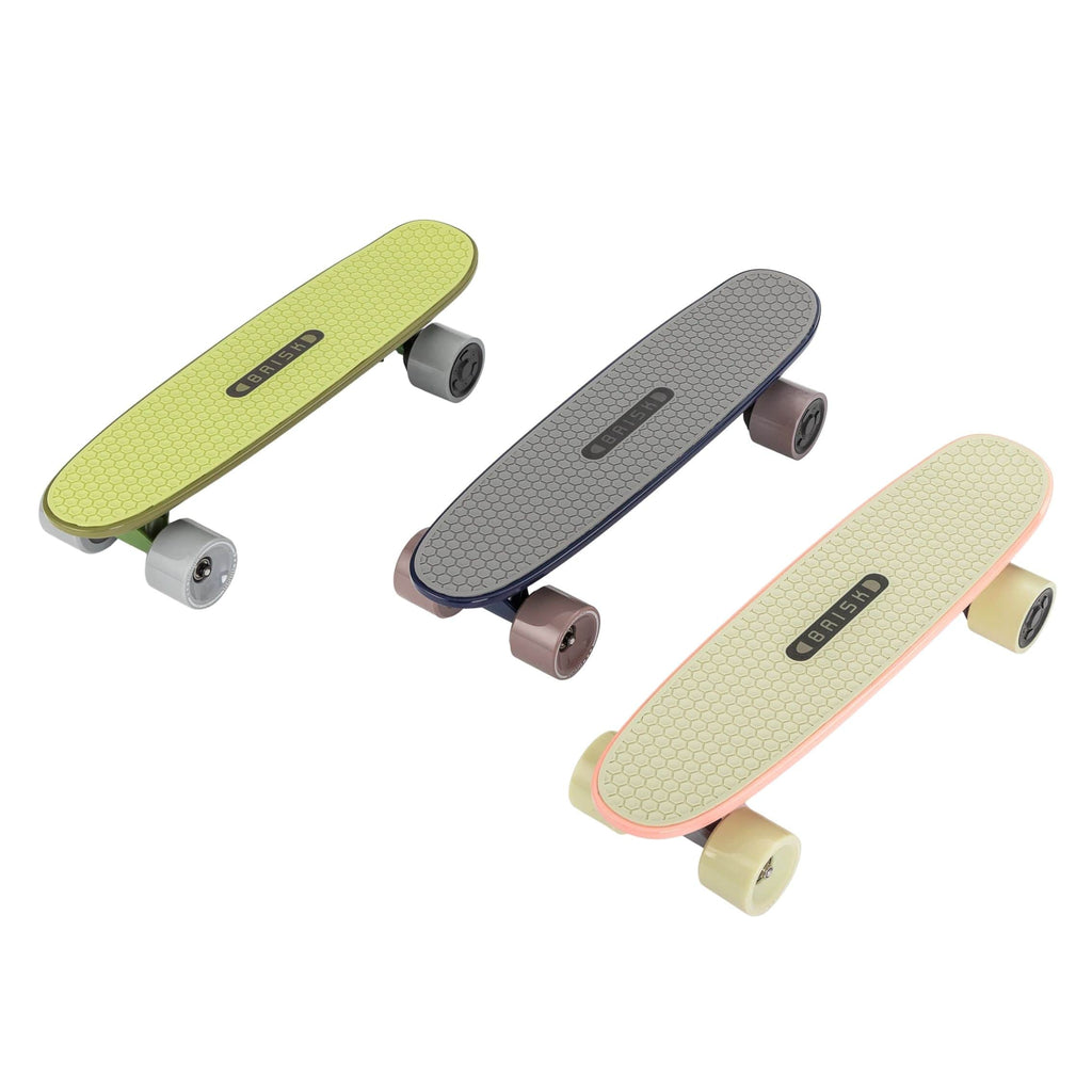 Skatebolt Brisk Electric Skateboard all 3 colors