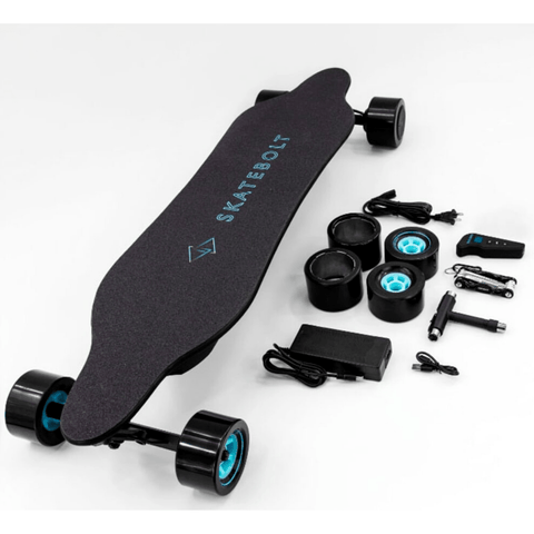 Skatebolt Breeze 2 Electric Skateboard with tool kit