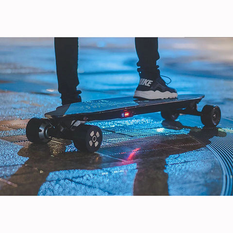 Image of Skatebolt Tornado Electric Longboard Night