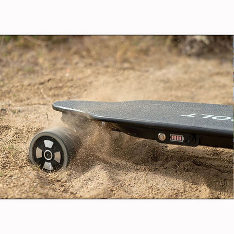 Image of Skatebolt Tornado Electric Longboard Sand