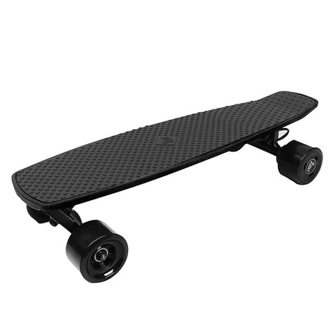Image of SoFlow LOU 1.0 Electric Skateboard 3D View Black