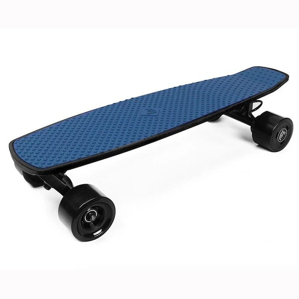 SoFlow LOU 1.0 Electric Skateboard 3D View Blue