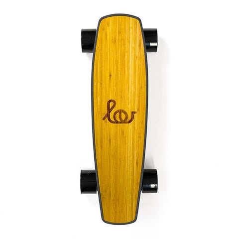 Image of SoFlow LOU 3.0 Electric Skateboard Wood