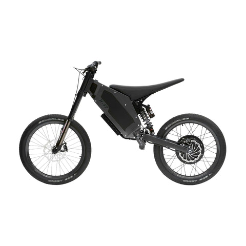 Image of Stealth H-52 Electric Bike Black