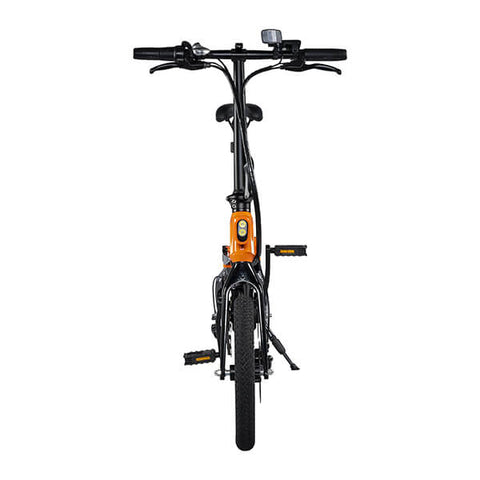 Image of Swagtron EB7 Plus Electric Bike Rear View