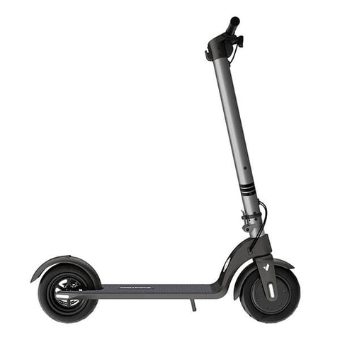 Image of Swagtron Swagger 7 Folding Electric Kick Scooter With Removable Battery Side View Facing Right