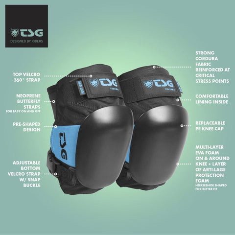 Image of TSG Knee Pad Force 3 specifications