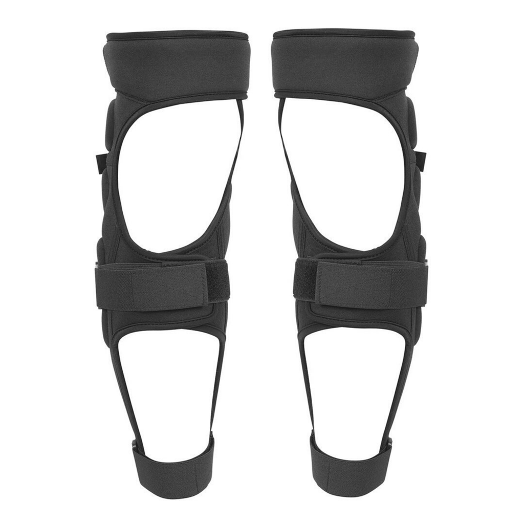 TSG Knee-Shin Guard Blend D30 open back view