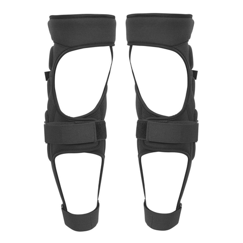 Image of TSG Knee-Shin Guard Blend D30 open back view