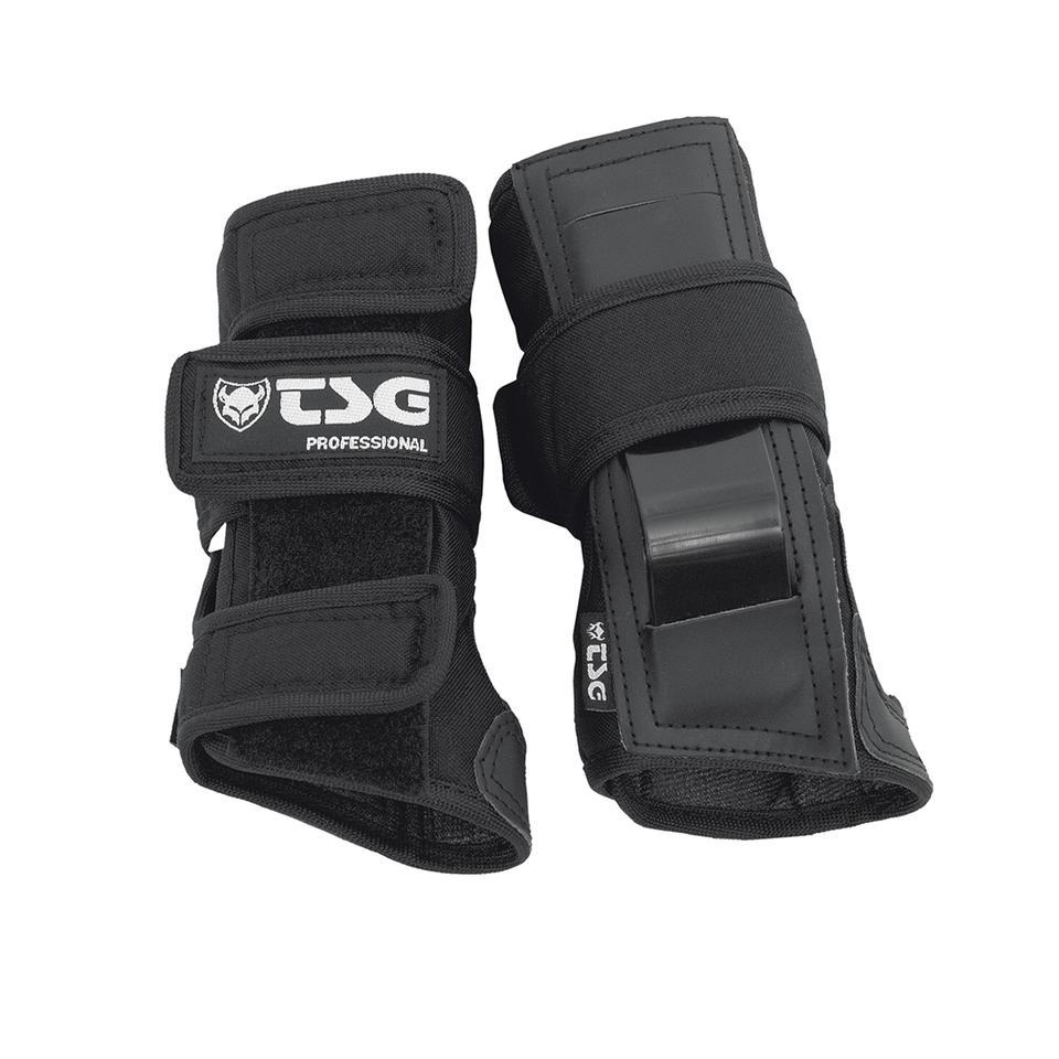 TSG wrist guard professional front view
