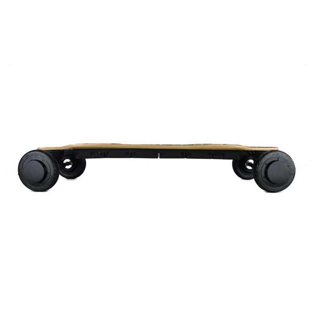 Teemo Off Road Electric Longboard Side View
