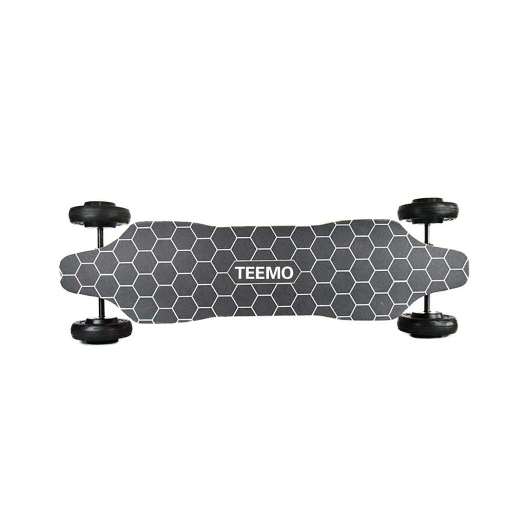 Teemo Off Road Electric Longboard Top View