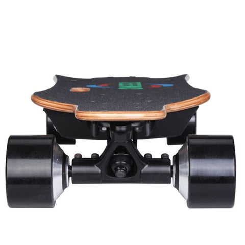 Image of Teemo M-2 Electric Longboard Front View
