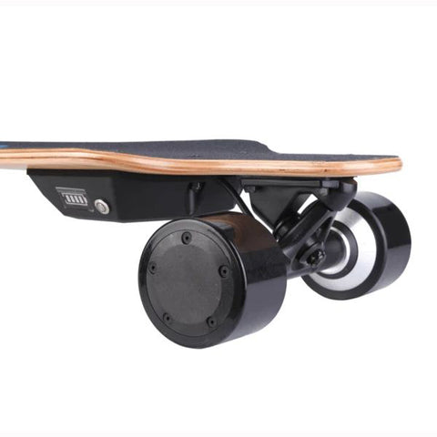 Image of Teemo M-2 Electric Longboard Front Wheel