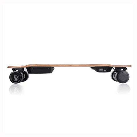 Image of Teemo M-2 Electric Longboard Side View
