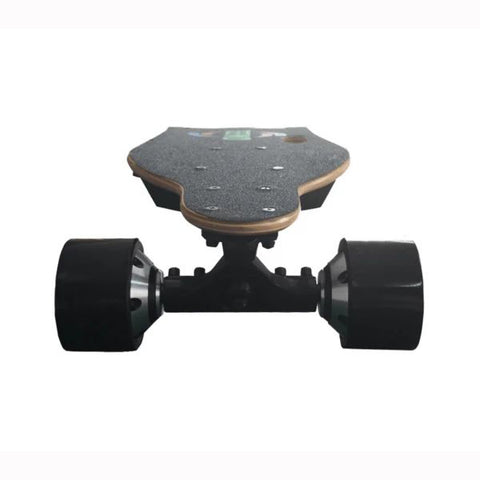 Image of Teemo M-4 Electric Longboard Front View