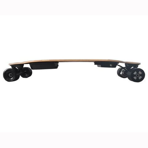 Image of Teemo M-4 Electric Longboard Side View