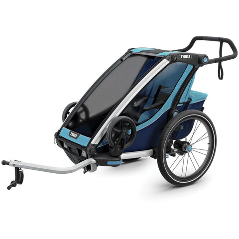Thule Chariot Cross Kids Bike Trailer single close up