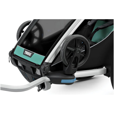 Thule Chariot Cross Lite Like Bike Trailer close up