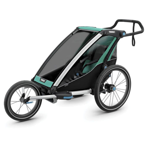 Thule Chariot Cross Lite Like Bike Trailer tricycle