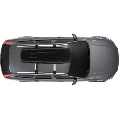 Thule Force XT XL Cargo Box sport birds eye view