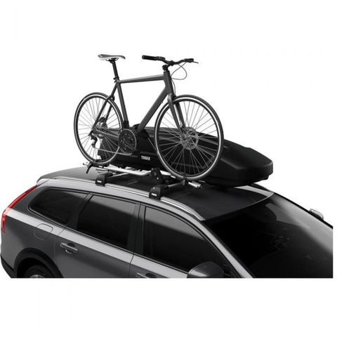 Thule Force XT XL Cargo Box side angle