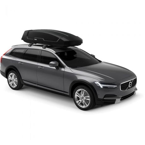 Thule Force XT XL Cargo Box on car