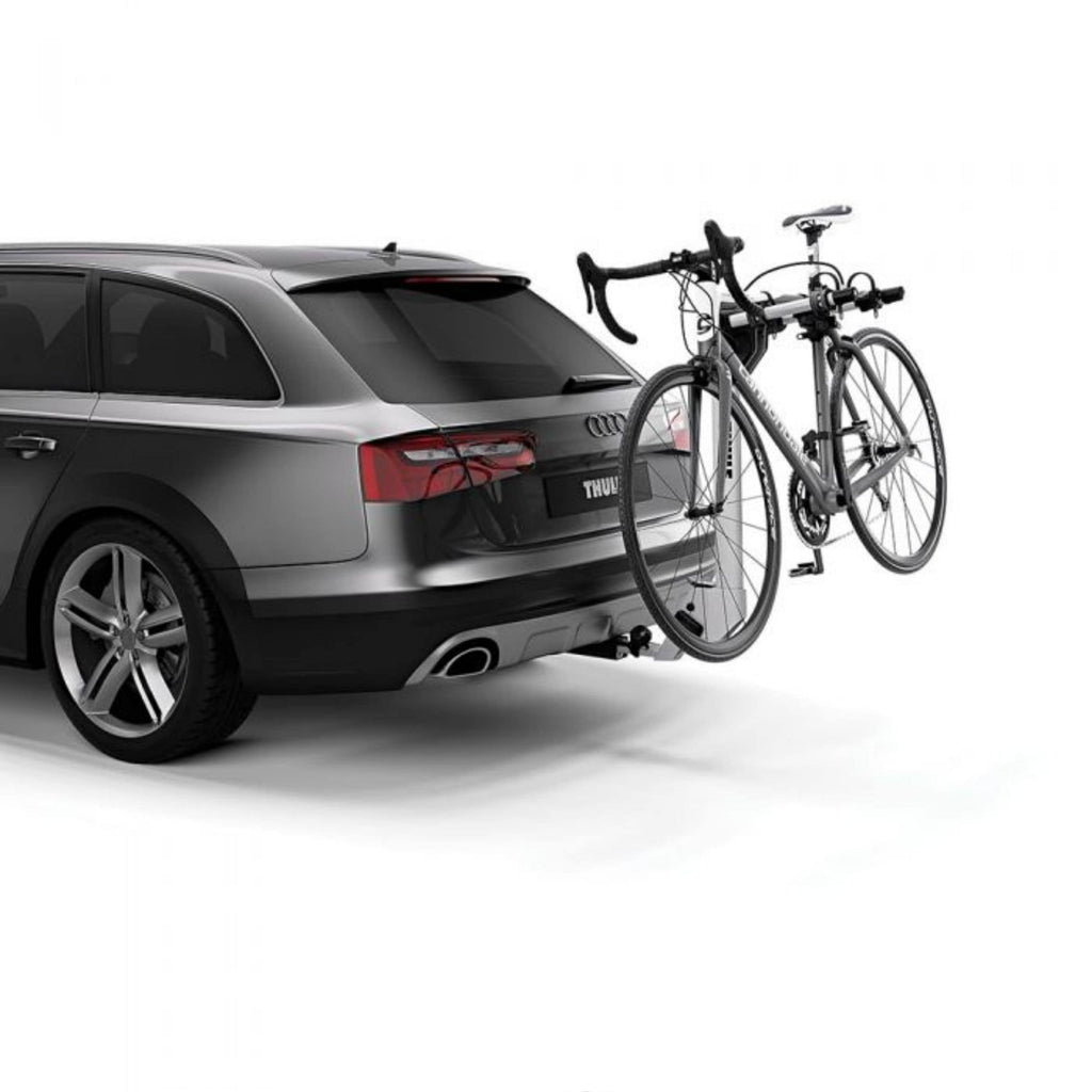 Thule Helium Pro Bike Rack with single bike
