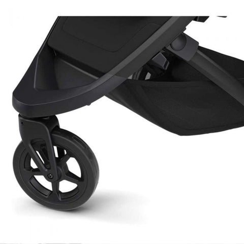 Thule Spring Kids Stroller black close up