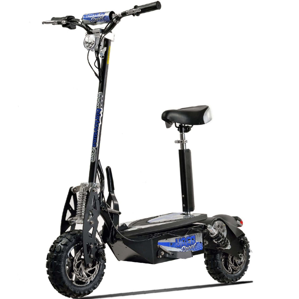 Uberscoot 1600W Electric Scooter front angle