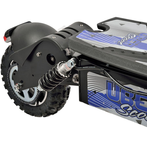 Image of Uberscoot 1600W Electric Scooter rear shock