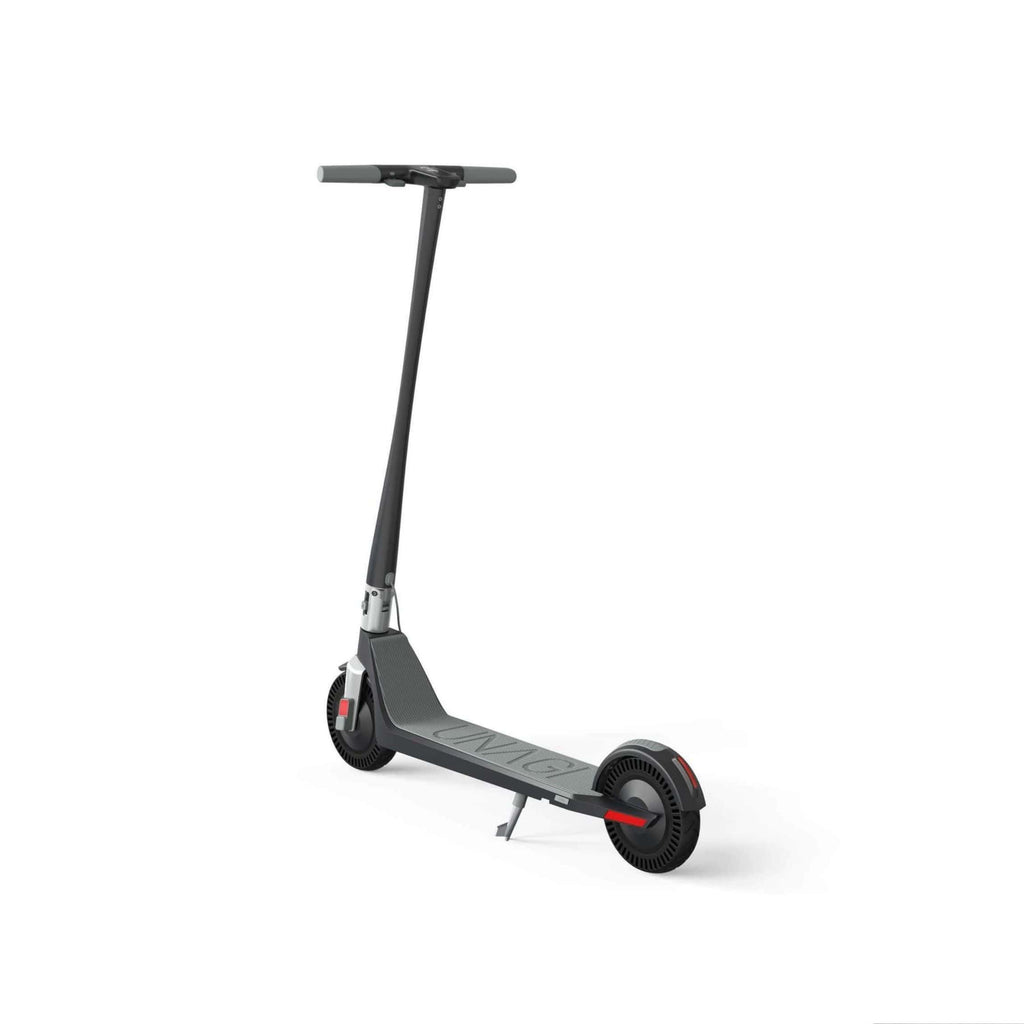 Unagi Model One Electric Scooter black rear view