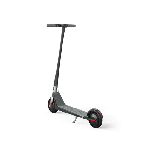 Image of Unagi Model One Electric Scooter black rear view
