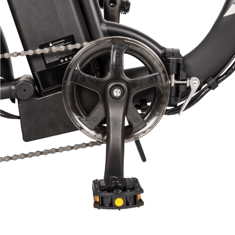 Image of ECOTRIC Dolphin Fat Tire Electric Bike pedal