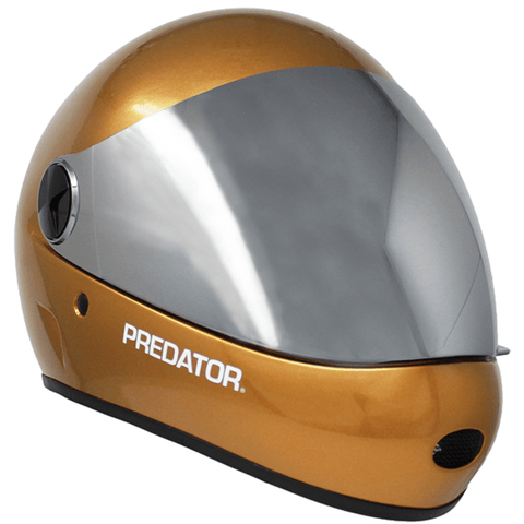 Image of Predator DH6 Hg Full Face Helmet gold