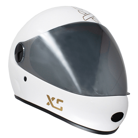 Image of Predator DH6 Hg Full Face Helmet white