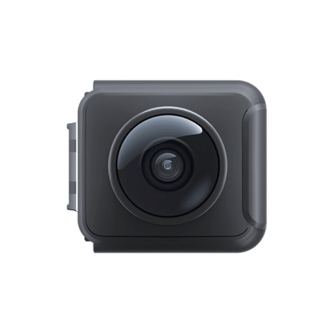 Image of Insta360 Dual Lens 360 Mod front camera view
