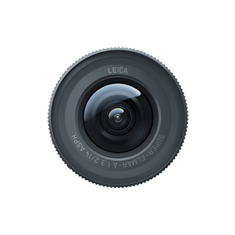 Image of Insta360 1 Inch Wide Angle Mod front camera view