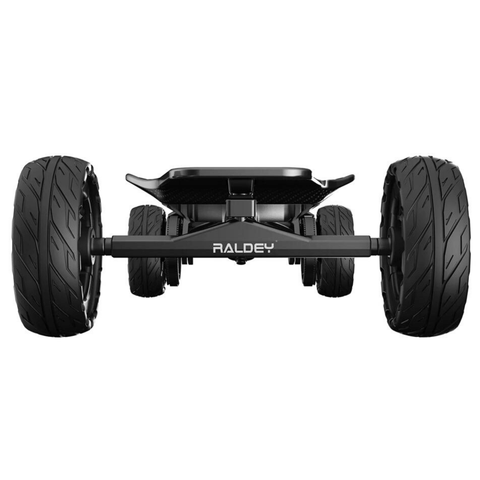 Image of Raldey Carbon AT V.2 Off-Road Electric Skateboard front truck