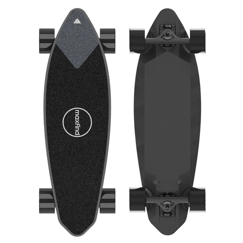 Image of Maxfind Max 2 Pro Electric Skateboard dual edition